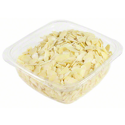Bulk Blanched Sliced Almonds Skinless,LB