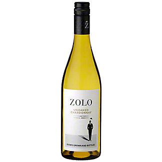 Zolo Unoaked Chardonnay, 750 mL