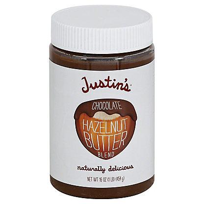 Justin's Chocolate Hazelnut Butter,16 OZ
