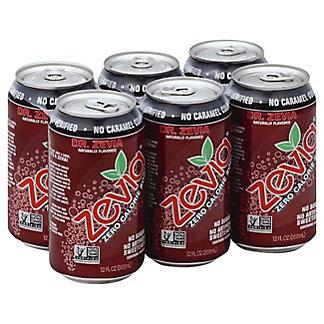 Zevia Zevia Soda 6 PK Cans,12 OZ