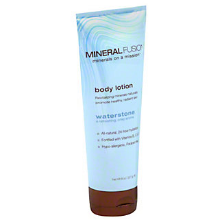 Mineral Fusion Waterstone Body Lotion, 8 oz