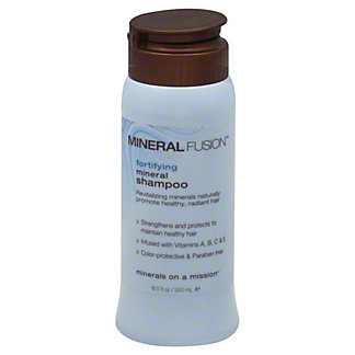 Mineral Fusion Fortifying Mineral Shampoo, 8.50 oz