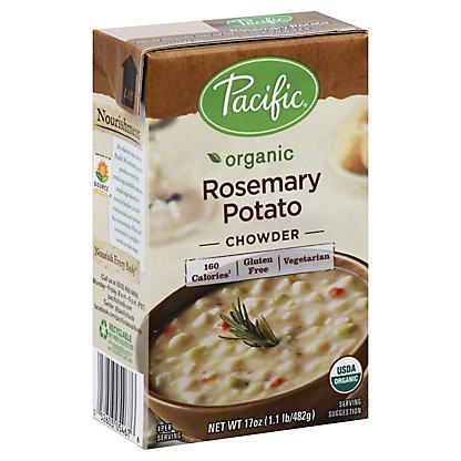 Pacific Foods Rosemary Potato Chowder, 17.6 oz