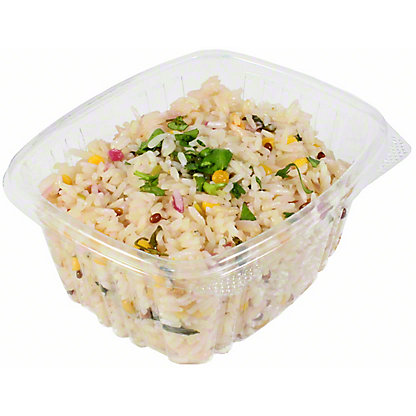 Lemon Scented Jasmine Rice Blend, LB