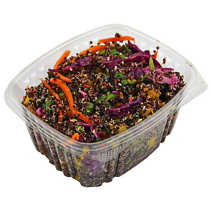 CENTRAL MARKET Black Quinoa Citrus Slaw,LB