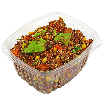 Central Market Latin Chipotle Quinoa Salad, LB