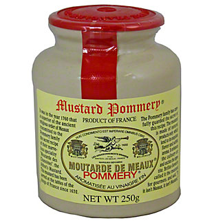 The French Farm Pommery Meaux Mustard, 8.8OZ