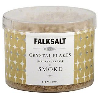 Falksalt Crystal Flakes Smoked Sea Salt,4.4 OZ