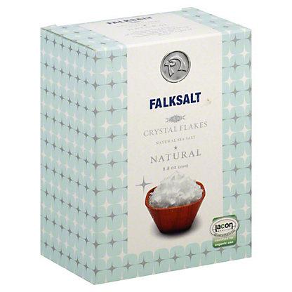 Falksalt Natural Sea Salt Flakes,8.8 OZ