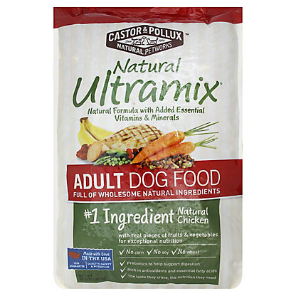 Castor & Pollux Ultramix Adult Dog Food, 30 lb