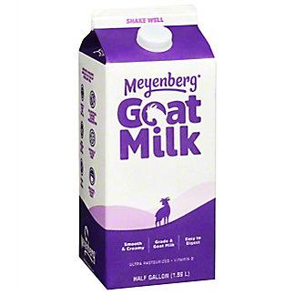 Meyenberg Goat Milk, 1/2 gal