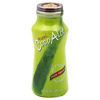 Taste Nirvana All Natural Coconut Aloe Water,9.5 fl oz (280 ml)
