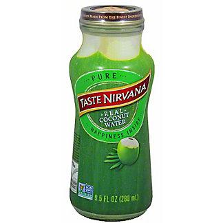 Taste Nirvana Real Coconut Water, 9.5 OZ