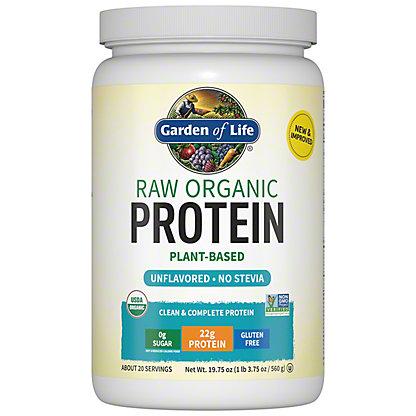 Garden of Life Raw Protein Beyond Organic Protein Formula, 22 OZ