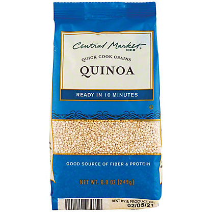 Central Market Quinoa,8.8 OZ