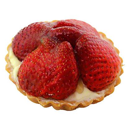 CENTRAL MARKET Strawberry Tartlet 4 Inch,8 OZ