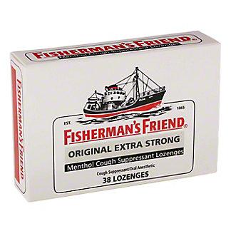 Fisherman's Friend Menthol Cough Suppressant Lozenges,38 CT