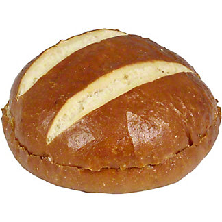 Single Pretzel Bun, 3.9 OZ