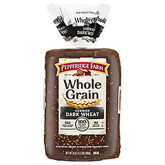 Pepperidge Farm Whole Grain German Dark Wheat Bread,24 OZ