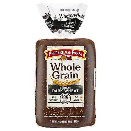 Pepperidge Farm Whole Grain German Dark Wheat Bread,24 OZ
