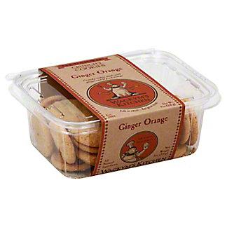 Wackym's Kitchen Ginger Orange Cookies, 8 oz