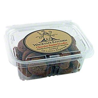 Wackym's Kitchen Chocolate Snicker Doodles,9 OZ