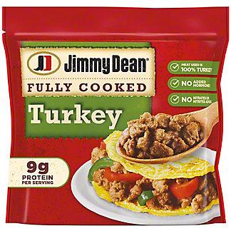 Jimmy Dean Hearty Turkey Sausage Crumbles,9.60 oz