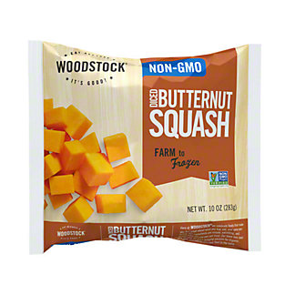 Woodstock Farms Frozen Vegetables Butternut SQ,EACH