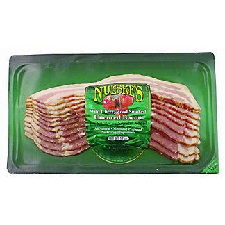 Nueske's Wild Cherrywood Smoked Uncured Bacon, 12 OZ