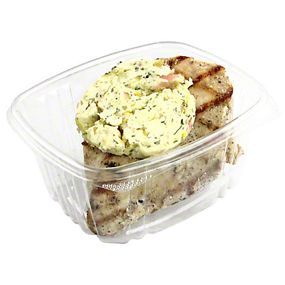 Central Market Grilled Chicken Breast W/ Hatch Lime Butter,Lb