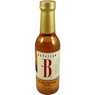 Boyajian Habanero Oil,8.0OZ