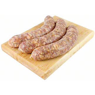 BOCK BEER PORK BRATWURST Sausage FS
