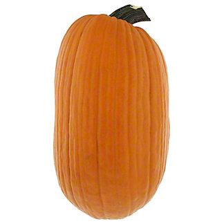 Fresh Big Stem Pumpkins, EACH