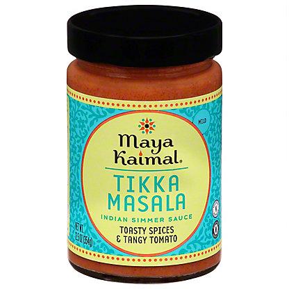 Maya Kaimal Tikka Masala Mild Indian Simmer Sauce, 12.5 oz