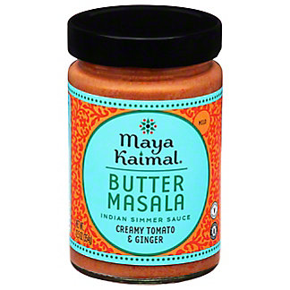 Maya Kaimal Medium Butter Masala,12.5 OZ