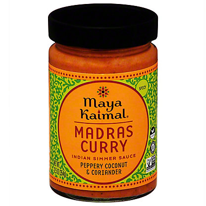 Maya Kaimal Madras Medium Curry, 12.5 oz