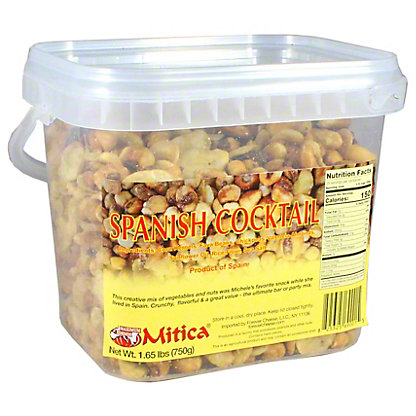 Mitica Spanish Cocktail, 750 g