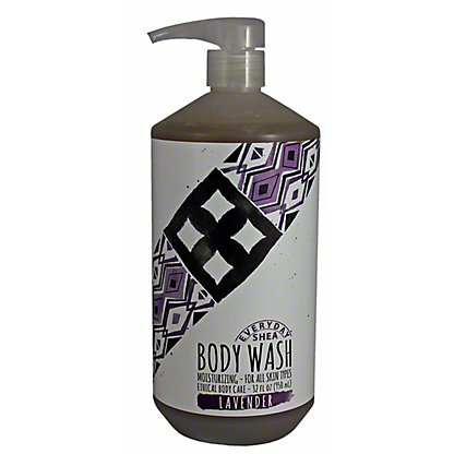 Everyday Shea Lavender Moisturizing Body Wash, 32 oz