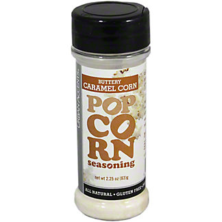 Urban Accents Popcorn Buttery Caramel Seasoning, 2.25OZ