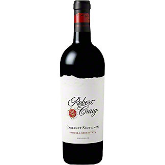 Robert Craig Cellars Howell Mountain Cabernet Sauvignon, 750 mL