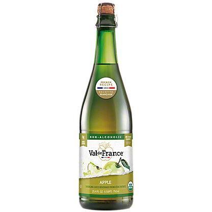 Val de France Organic Sparkling Apple Cider, 25.4 oz