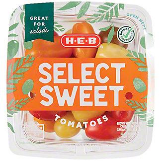 H-E-B Select Sweet Tomatoes, 1 Pint
