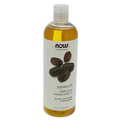 NOW Solutions Pure Jojoba Oil,4 OZ