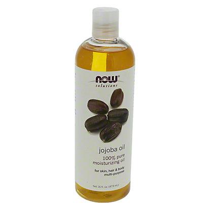NOW Solutions Pure Jojoba Oil,4 OZ