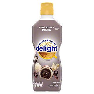 International Delight Gourmet White Chocolate Mocha Coffee Creamer, 32 oz