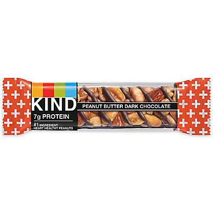 Kind Plus Peanut Butter & Dark Chocolate Protein Bar,1.40 oz