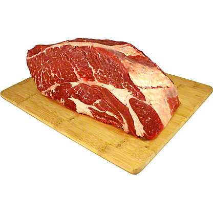 Central Market Grass Fed Beef Chuck Roast