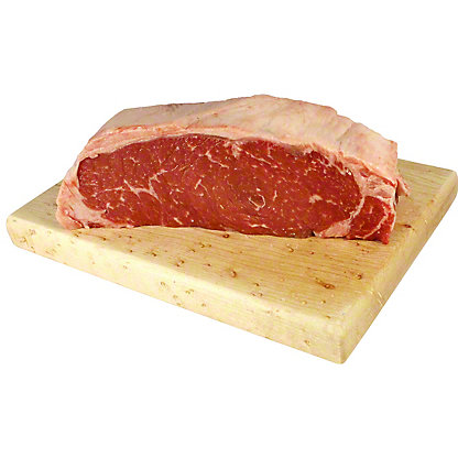Natural Grass Fed New York Strip Steak