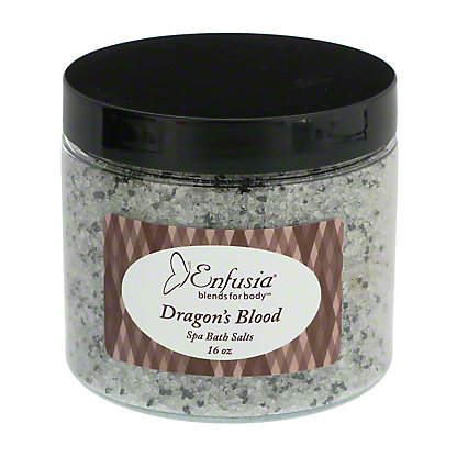 Enfusia Assorted Spa Bath Salts, EACH