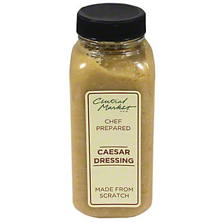 Central Market Caesar Dressing, 8oz